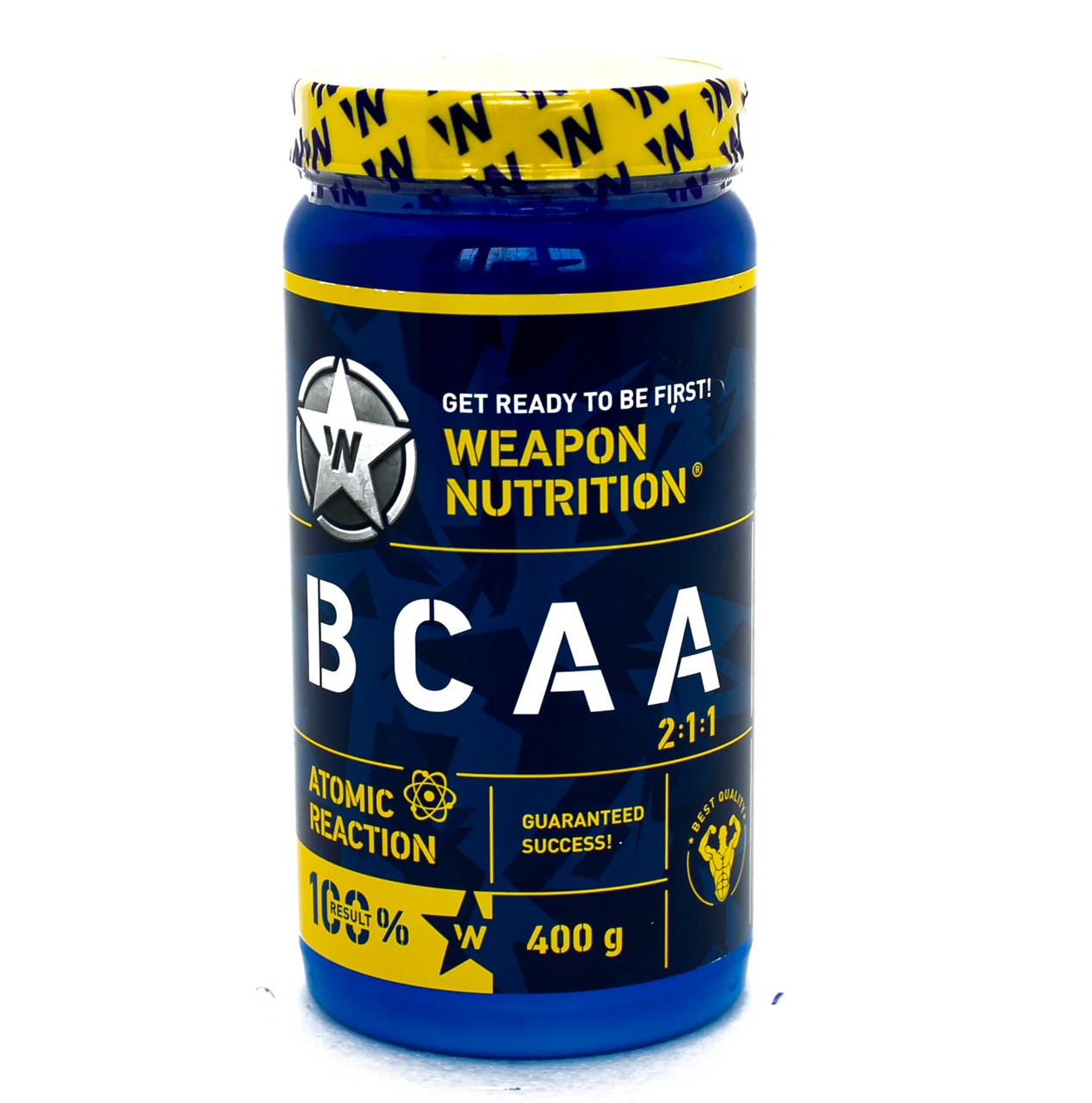 BCAA 2-1-1 Atomic Reaction 400g