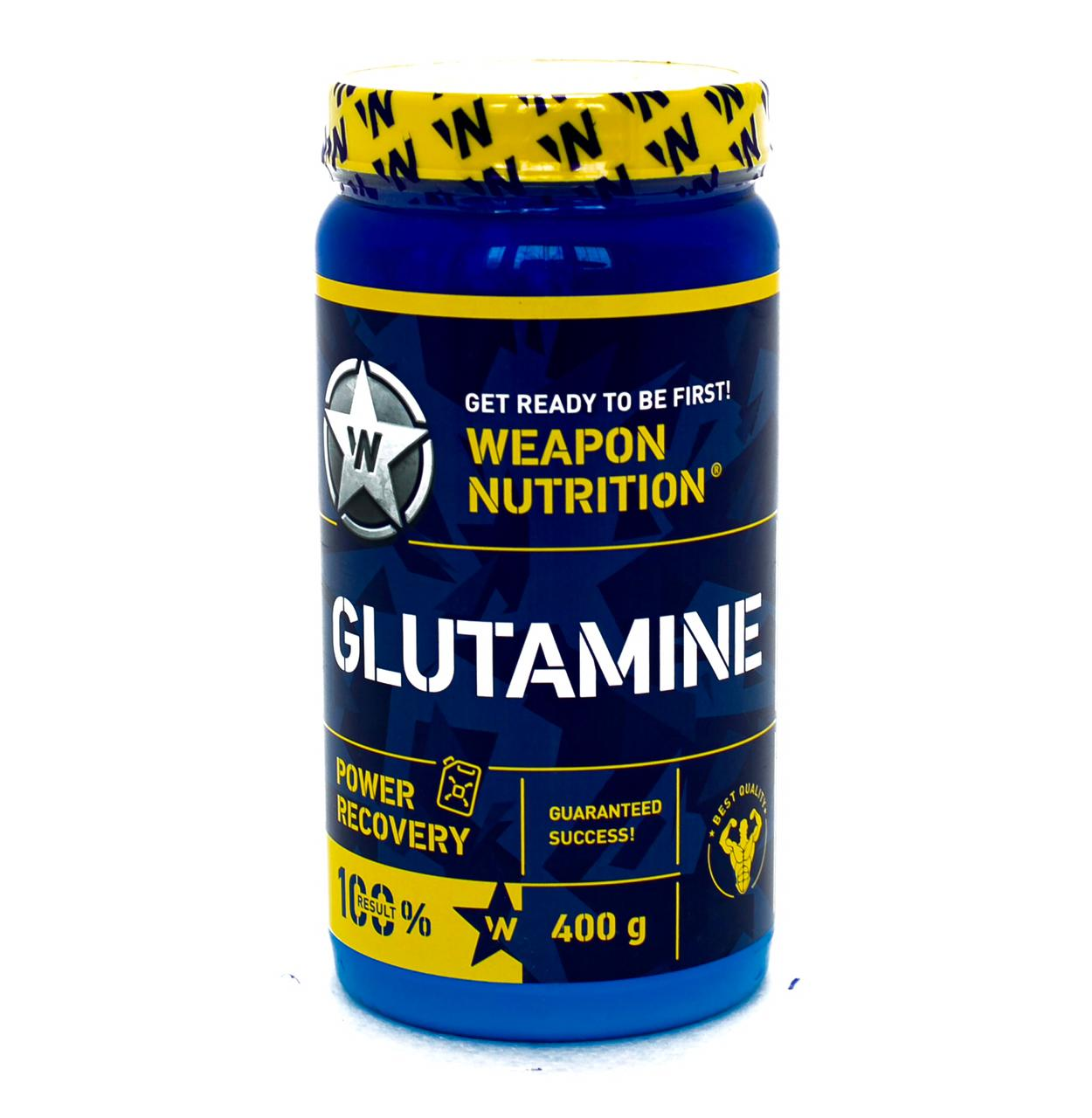 L-GLUTAMIN Power Recovery 400g